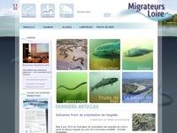 Site www.migrateurs-loire.fr
