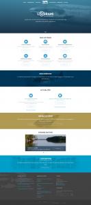Page d'accueil Logrami.fr