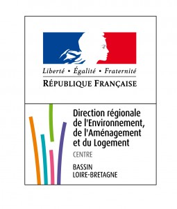 Logo DREAL de bassin Loire-Bretagne