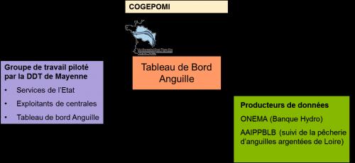 Rôle du Tableau de bord Anguille dans l'accompagnement du programme d'arrêt des turbines en Mayenne