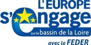 Logo L'europe s'engage avec le FEDER