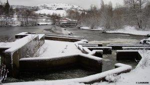 Barrage de Langeac