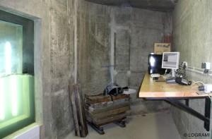 Station de comptage du barrage des Forges de Gueugnon