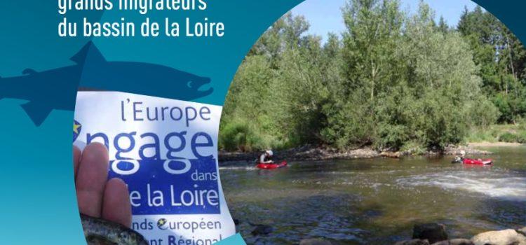 Action Phares 2017 pour les poissons migrateurs du bassin de la Loire