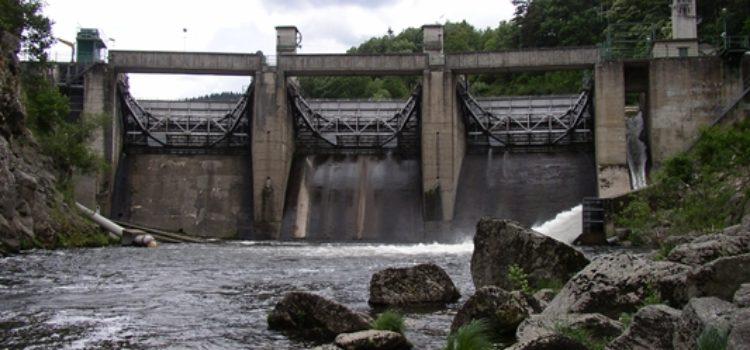 Arrêt temporaire de la franchissabilité du barrage de Poutès